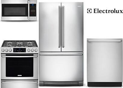 Electrolux High End Kitchen - Gas