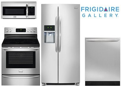 frigidaire galley kitchen package yale appliance