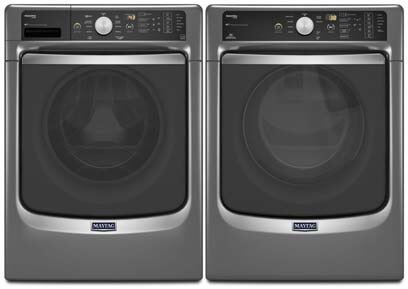 Maytag Front Load Laundry Upgrade - Electric