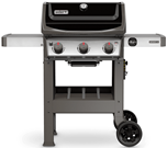 Spirit E-310 Gas Grill - Black LP