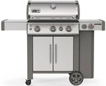 Genesis II S-335 Gas Grill - Stainless Steel LP