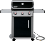 SPIRIT(R) E-310(TM) NATURAL GAS GRILL - BLACK