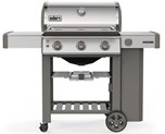 Genesis II S-310 Gas Grill - Stainless Steel LP