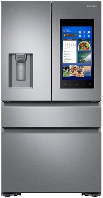 See Samsung Refrigerators In Ma French Doors Rf23m8570sg