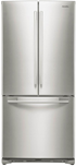 "33""-Wide, 18 cu. ft. Capacity Counter Depth French Door Refrigerator (Stainless Steel)"