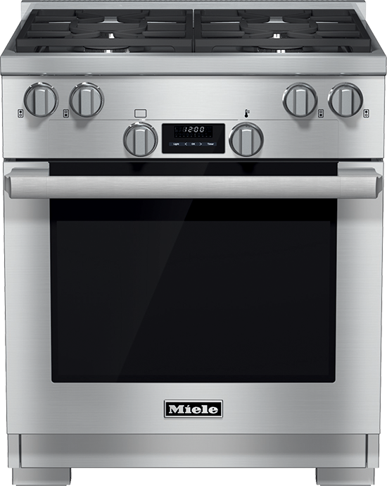 miele 30 inch professional range hr1124