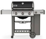 Genesis II E-310 Gas Grill - Black LP