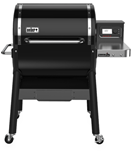 SmokeFire EX4 Pellet Grill - Black Free Delivery and Assembly on Grills over $499