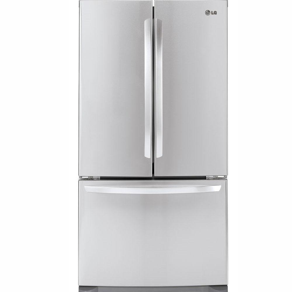 Shop Lg Electronics Refrigerators In Mass French Doors