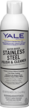 Yale Appliance Stainless Steel Cleaner