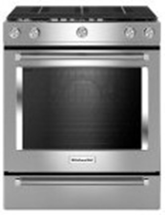 KitchenAid Drop In / Slide In Ranges