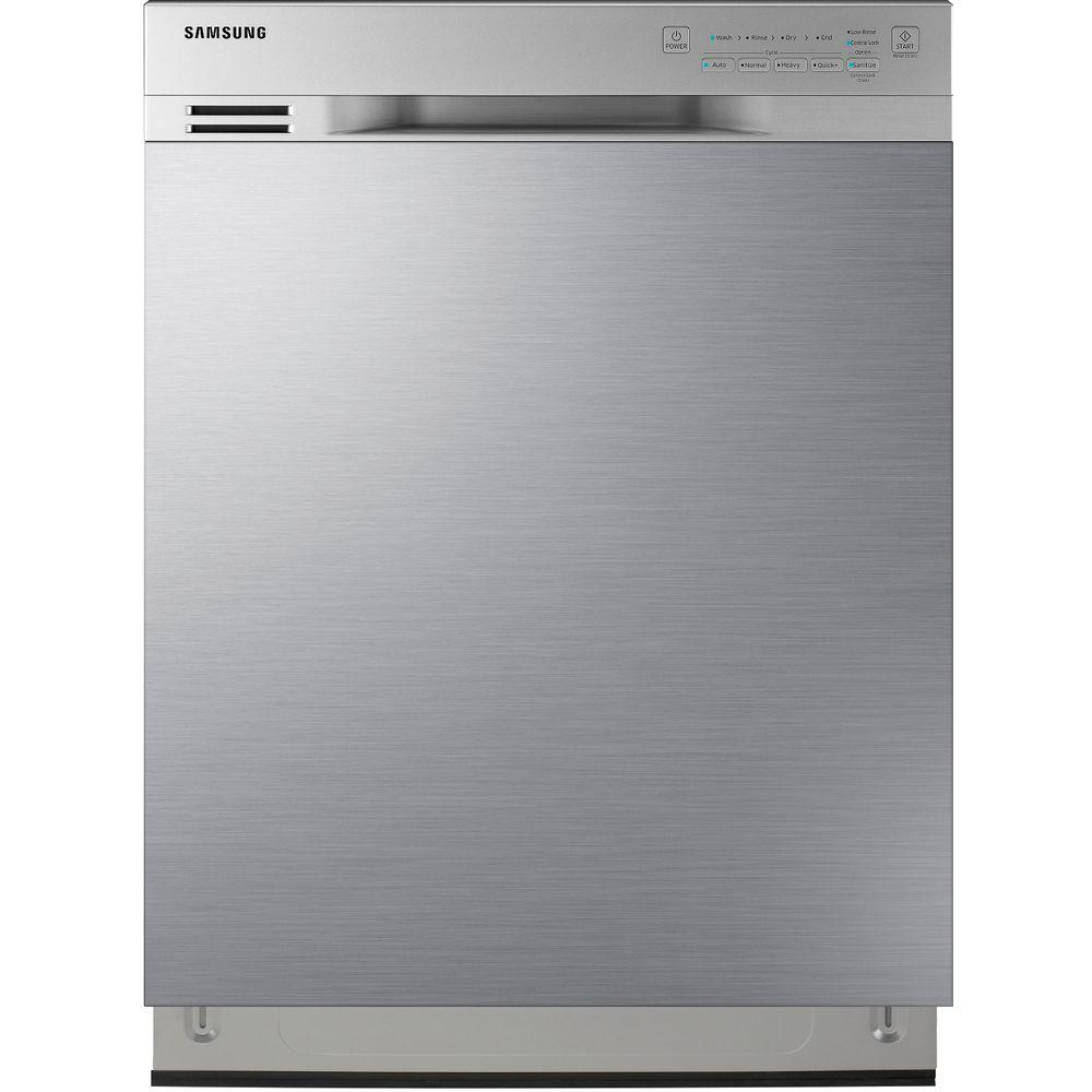 Samsung DW80J3020US Cheap stainless steel dish washer