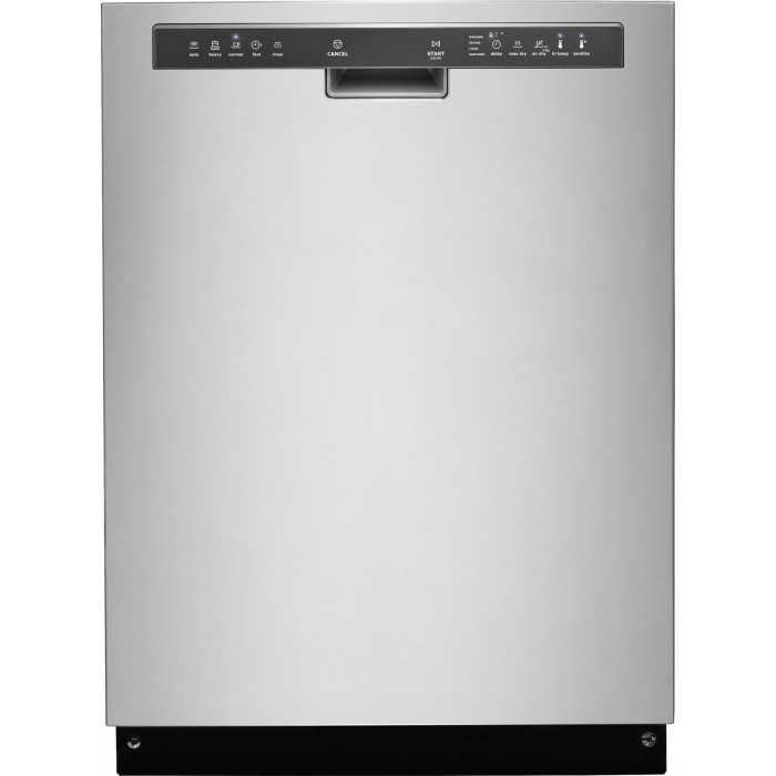 Electrolux dishwasher EI24CD35RS
