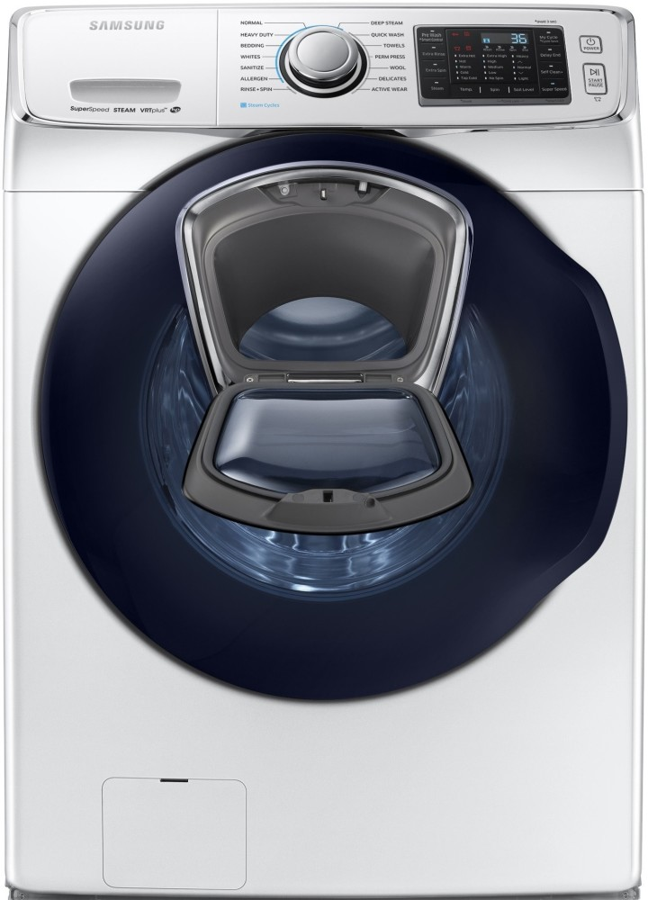 Samsung Steam Washer Mf45k6500aw 699 After Rebates