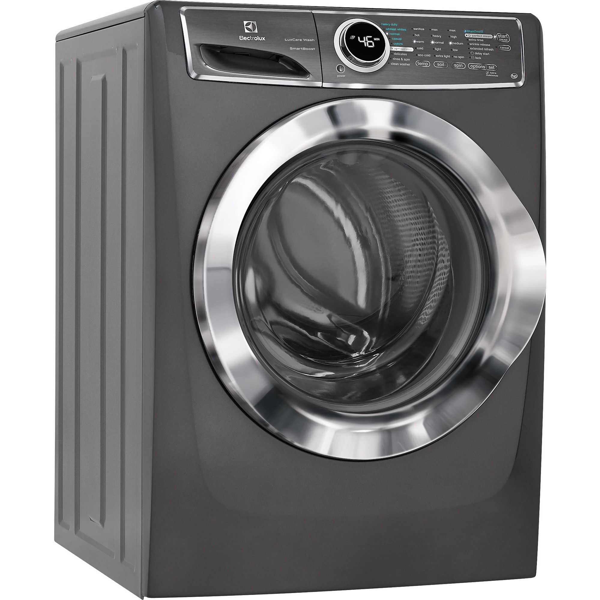 best washer front ft duet whirlpool pedestal cycle steel gray loading p site buy cu graphite lg