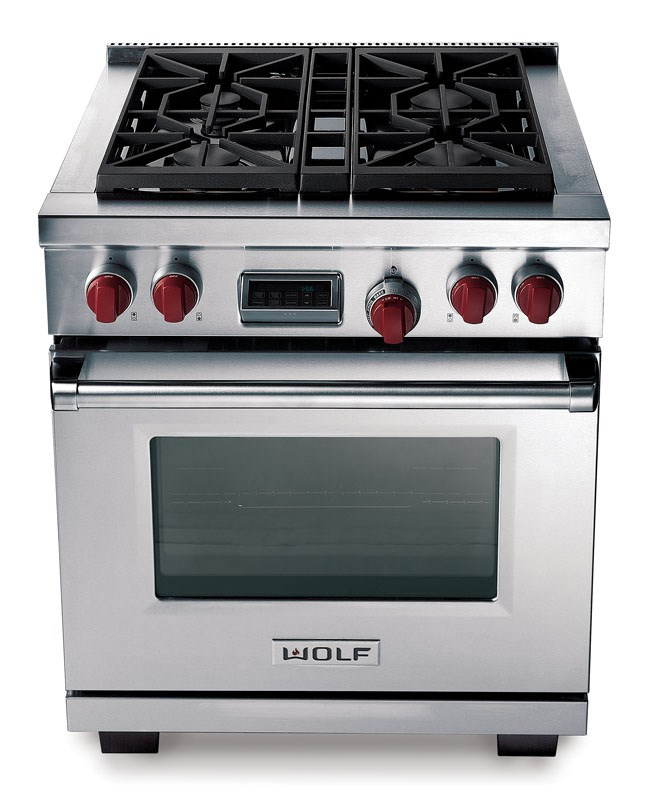 Shop Wolf Ranges In Mass Dual Fuel Df304
