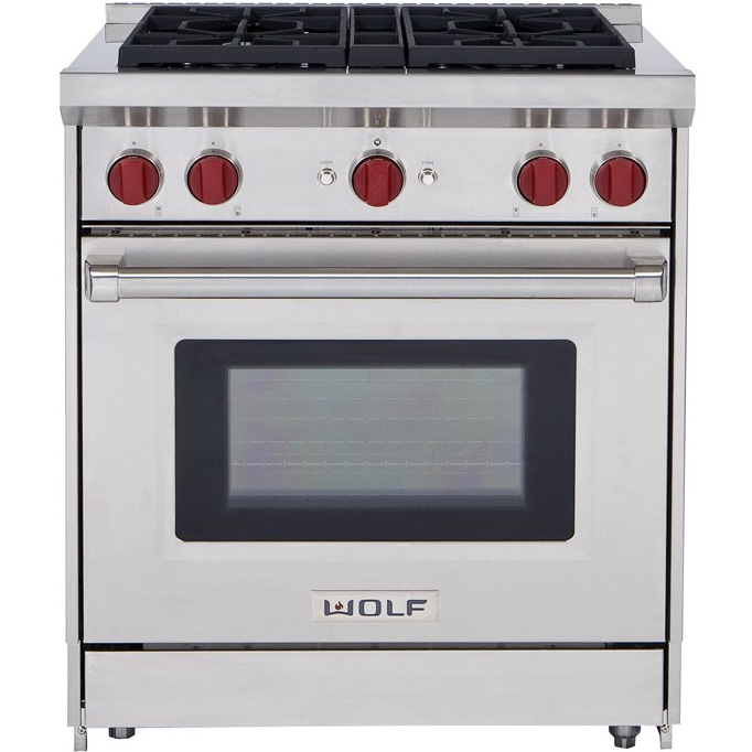 Find Wolf Ranges In Boston Pro Cooking Gr304