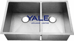 Yale Custom Sink Series YD3320R-10